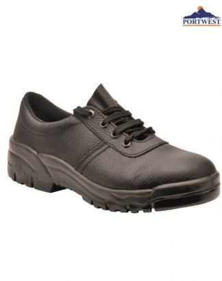 PW864 Steelite S1P Shoes, Portwest, Black