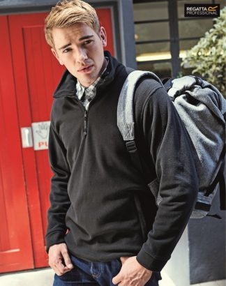 RG120 Thor Zip Neck Fleece, Regatta Professional