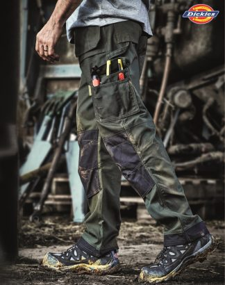 WD009 Eisenhower Multi-Pocket Trouser, Dickies