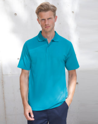 Henbury, H475 Men's CoolPlus Poloshirt