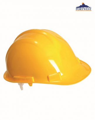 PW039 Endurance Safety Helmet, Portwest, Yellow