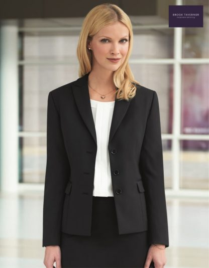 2227 Ritz Jacket, Black