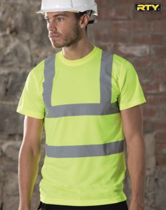 HV71 High Visibility T-Shirt, RTY