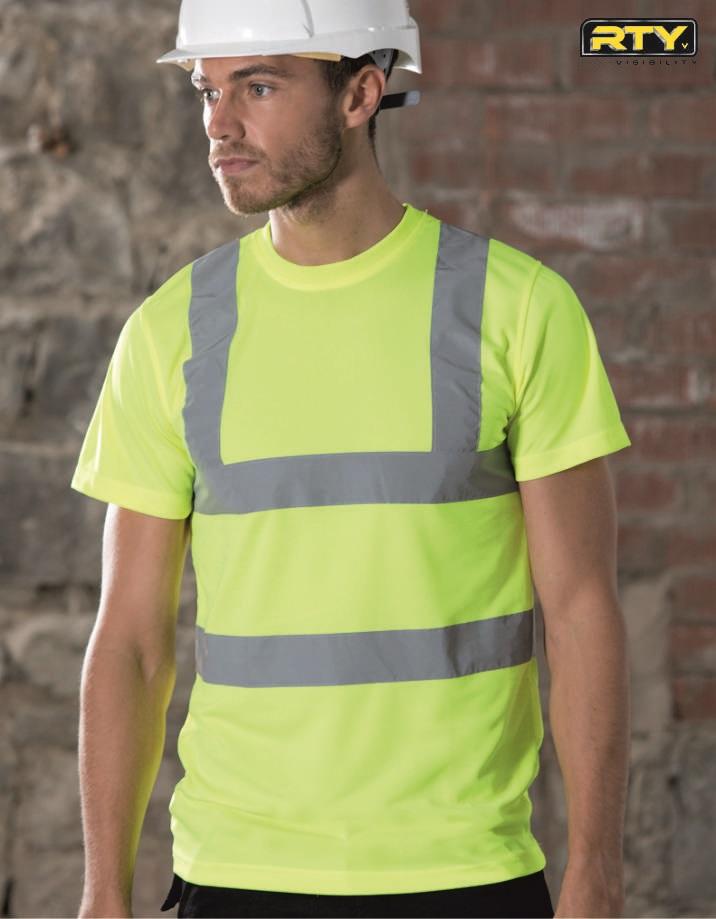 HV71 High Visibility T-Shirt, RTY