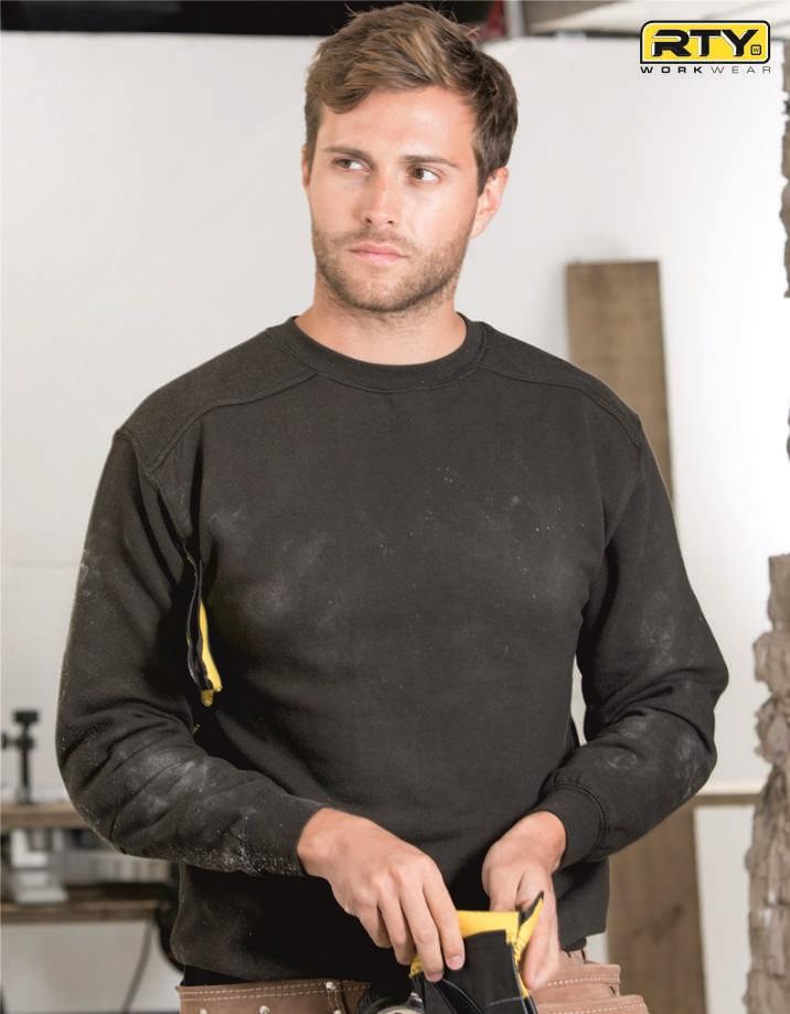 RTY60 Workwear Sweatshirt, RTY