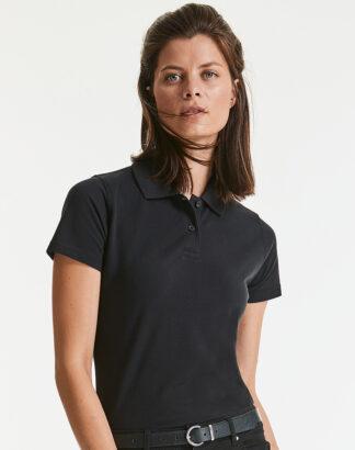 569F Ladies Classic Cotton Polo